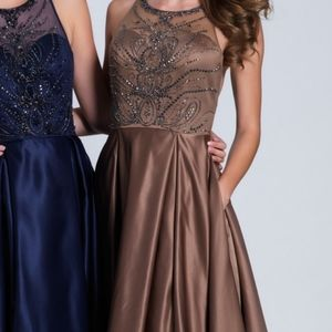 Dave and Johnny prom/formal dress